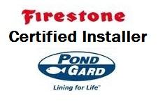 Firestone installer badge