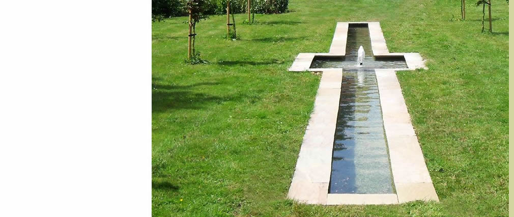 Rill Water Features