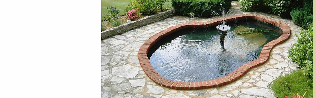 Pond restoration re design uk pond building company for Design of oxidation pond numerical