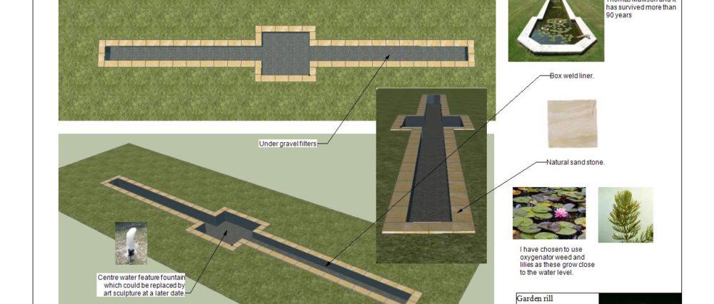 Garden Rill Design